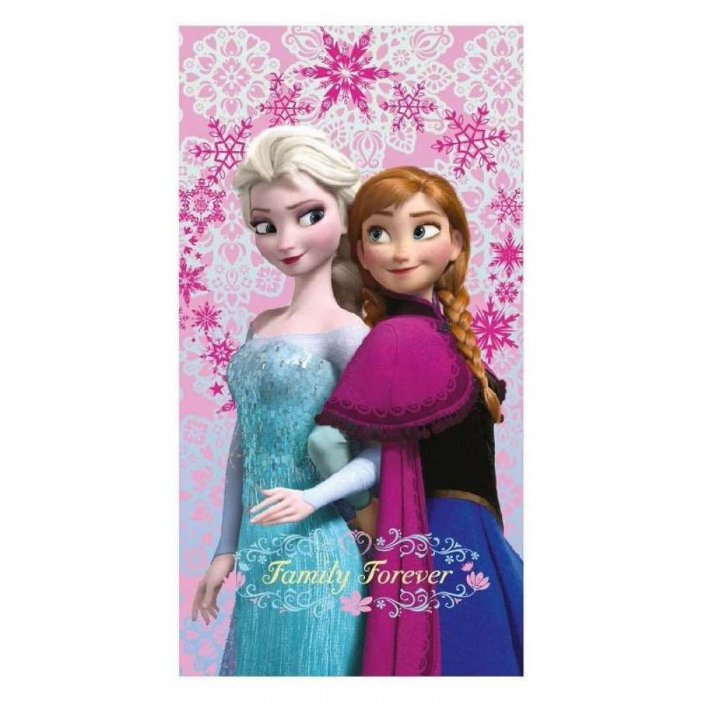 disney handtuch badetuch frozen eisk nigin strandtuch kinder baden 140x70 ebay. Black Bedroom Furniture Sets. Home Design Ideas